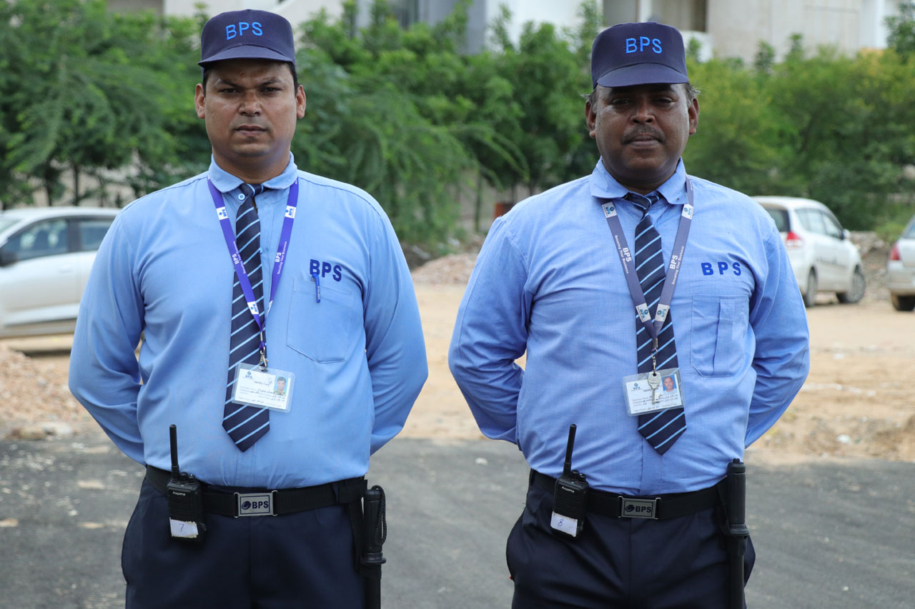 bps security guards