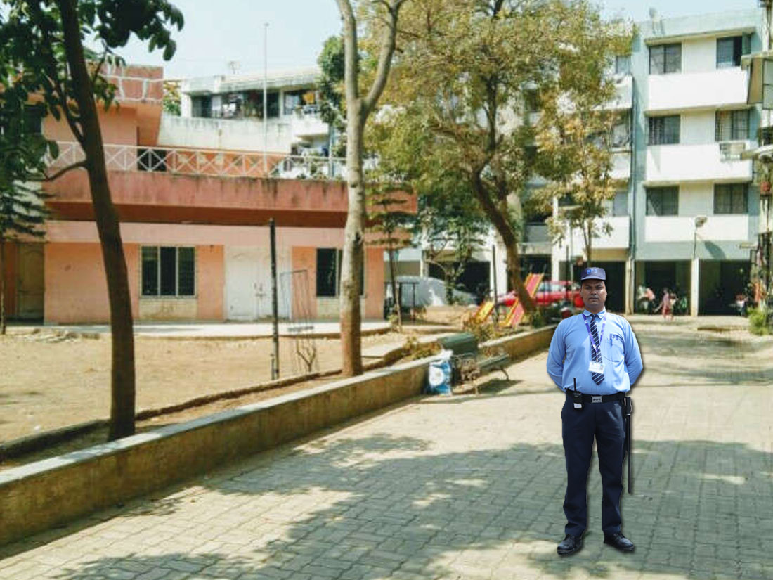 BPS Residential Security Guards Jaipur
