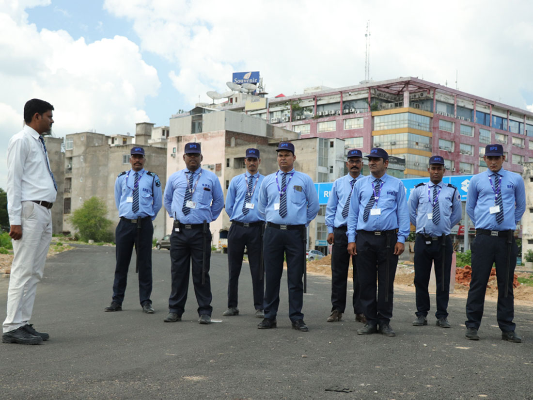 Industrial Security Services Jaipur